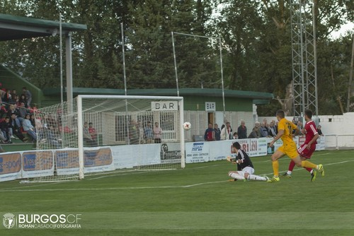 Burgos CF v Combinado AFE