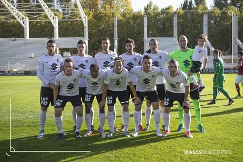 Burgos CF V Pontevedra FC