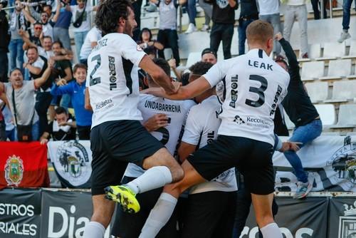 Burgos CF vs CA Osasuna Promesas
