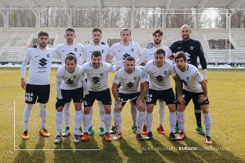 Burgos CF V CD Guijuelo