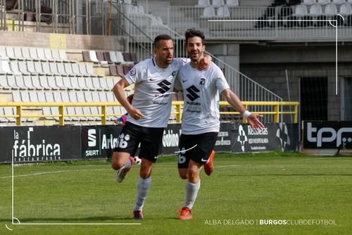 Burgos CF V Cultural y Deportiva Leonesa
