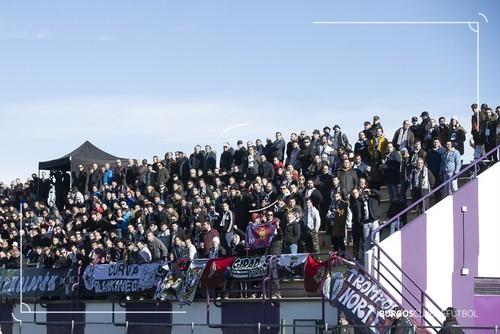 Real Valladolid B V Burgos CF