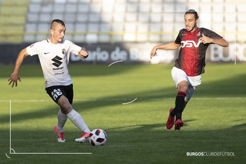 Burgos CF v AD Unión Adarve