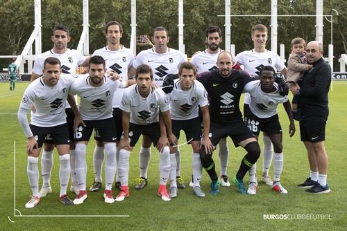 Burgos CF V Coruxo FC