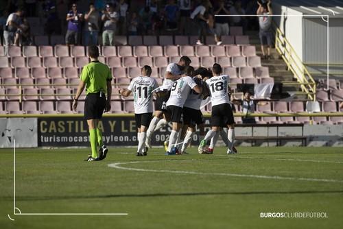 Burgos CF V Deportivo Fabril