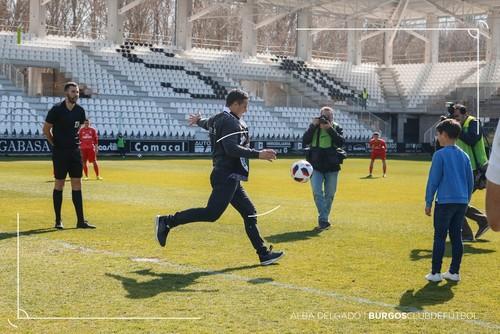Burgos CF V Real Madrid Castilla