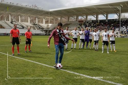 Burgos CF V UD Las Palmas Atlético