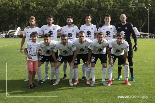 Burgos CF V Salamanca CF UDS