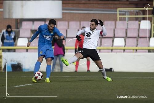 Burgos CF V CF Fuenlabrada