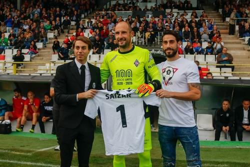 Burgos CF vs SD Amorebieta