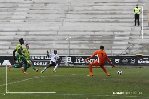 Burgos CF V Unionistas CF