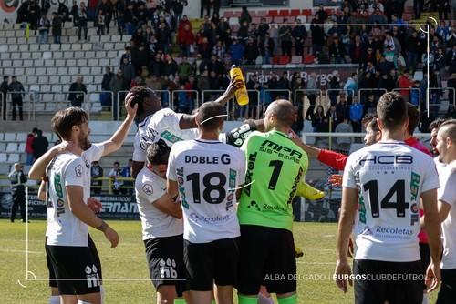 Burgos CF V Club Rápido de Bouzas