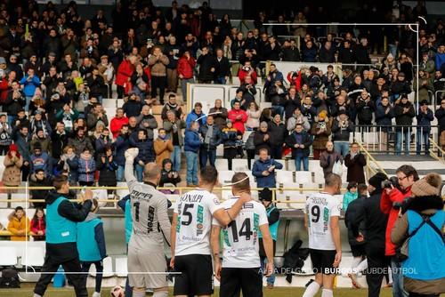 Burgos CF V SD Ponferradina