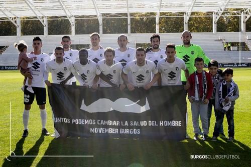 Burgos CF V Atlético de Madrid B