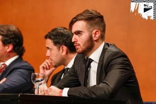 Bruno Caselli asume como nuevo Vicepresidente