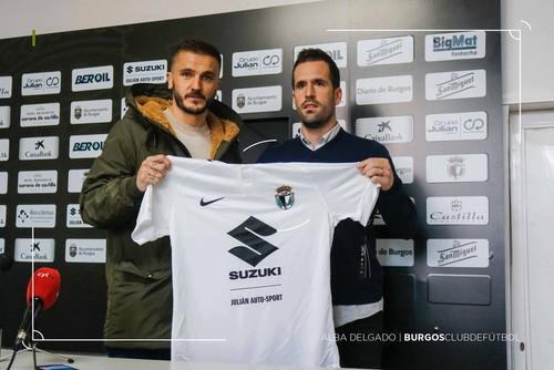 """""""A todos los jugadores nos gusta el Burgos"""""""
