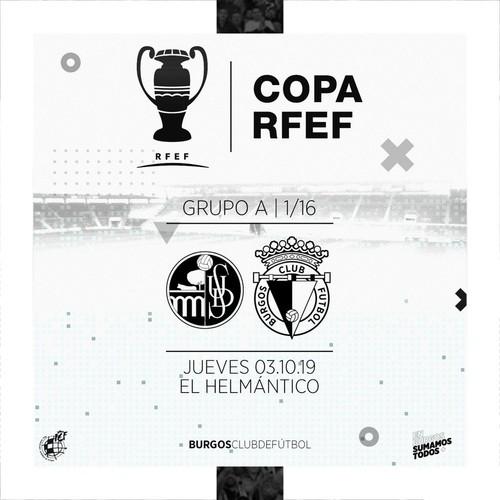 El Salamanca CF, primer rival en la Copa Federación