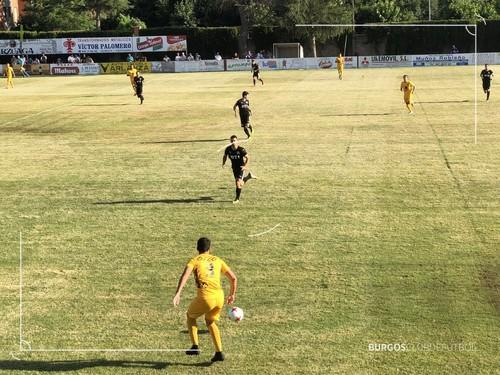 El Burgos CF prosigue con su puesta a punto