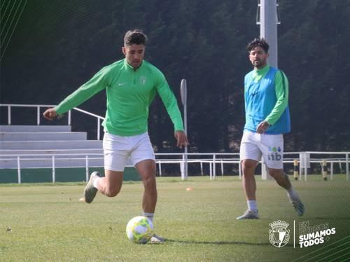 El Burgos CF descansará el fin de semana como medida preventiva