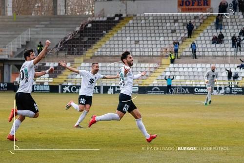 Primer gol de Andrés como blanquinegro