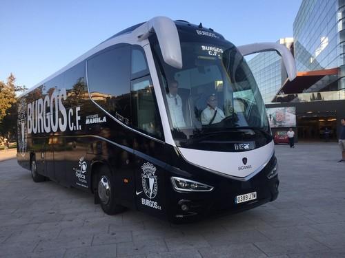 Presentando nuestro nuevo autobús oficial