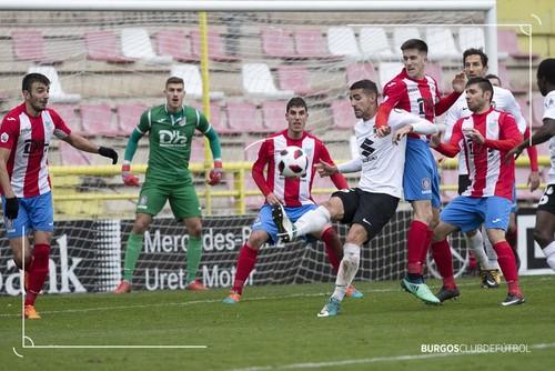 Al Burgos se le resiste el gol