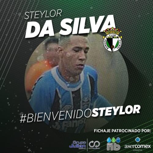 El brasileño Steylor, nuevo jugador del Burgos