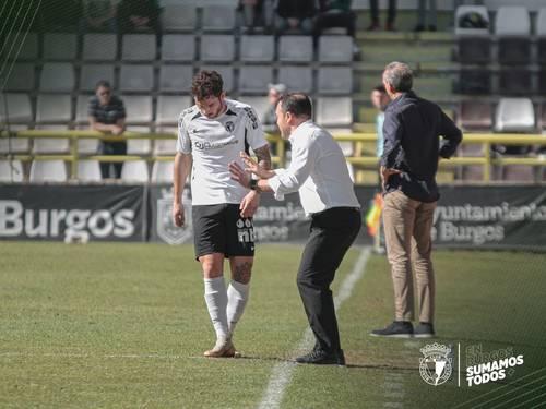 Miki Muñoz, baja ante Osasuna B por sanción