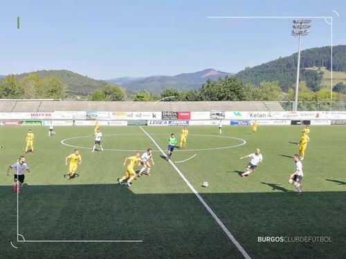 Los penaltis deciden el Trofeo Villa Foral de Gernika
