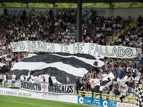 El Burgos CF supera el millar de abonados