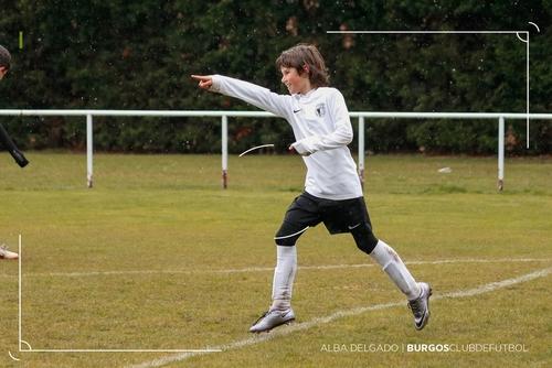 El fútbol base burgalesista sigue con paso firme