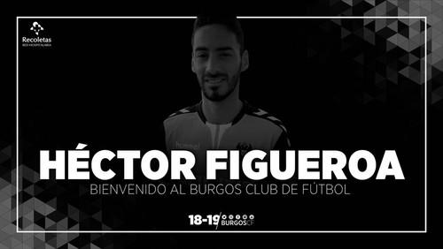 Acuerdo con el delantero Héctor Figueroa