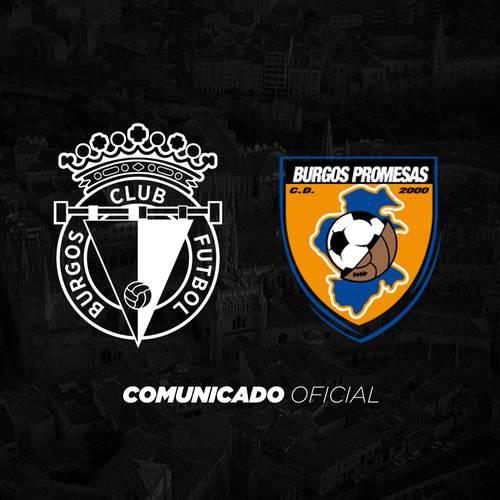 Comunicado oficial Burgos CF y Burgos Promesas