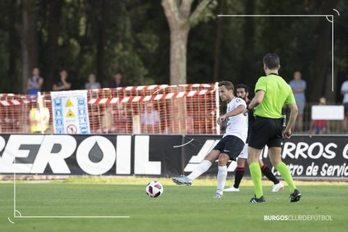 El Burgos sigue sin vencer