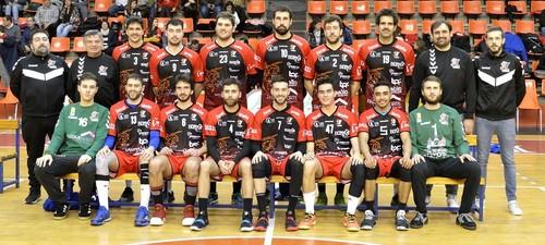 UBU San Pablo Burgos visita al equipo Madrileño del Safa Metlife