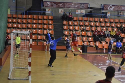 Nueva victoria del UBU San Pablo Burgos contra la Universidad de Valladolid