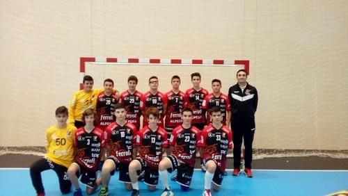 24-25 Alpesa sorprende en el amistoso a los juveniles de Ferroli