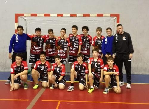 23-18 Cimesa acaba la liga regular con una victoria ante villa de Aranda