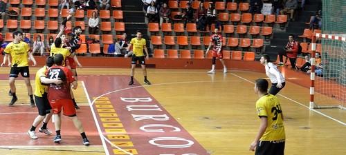 Victoria de UBU San Pablo Burgos gracias a unos excelentes minutos finales