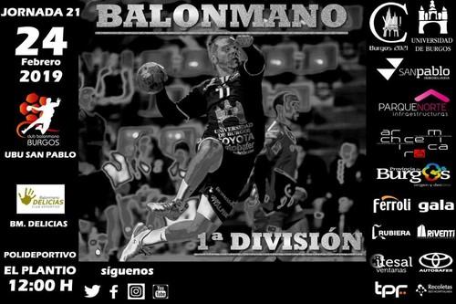 UBU San Pablo busca consolidar su juego con una victoria frente al CB Delicias de Valladolid