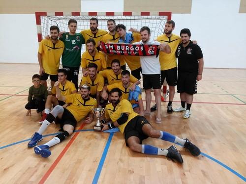 UBU San Pablo campeón del XXVIII Torneo Ayto. Getxo