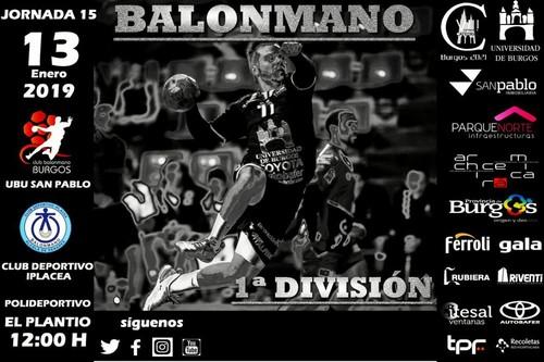 Comienzo de año para UBU San Pablo Burgos contra el CD Iplacea en el Plantío
