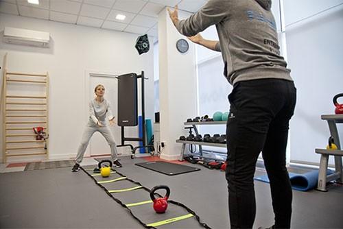 Entrenamiento personal - valoración y readaptación funcional - coaching deportivo