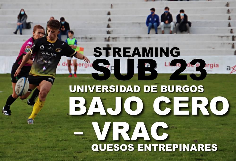 STREAMING 2ª JORNADA DE LIGA NACIONAL SUB 23 29/11/20
