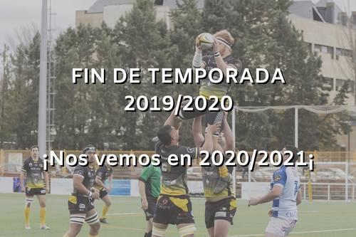 Fin de temporada 2019-2020