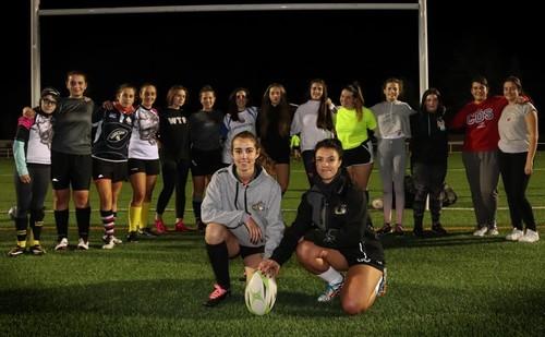 Aparejadores Rugby en Femenino (BurgosConecta)