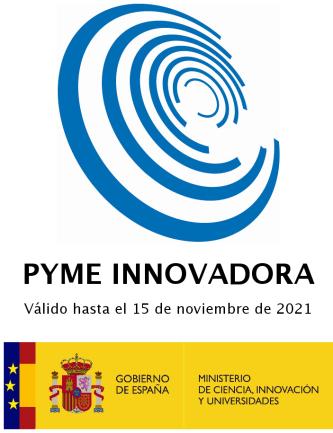 SEYS MEDIOAMBIENTE S.L. Recibe el sello de PYME INNOVADORA.