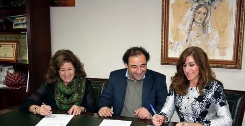Carrión y Torralba firman un contrato de 1,5 millones de euros