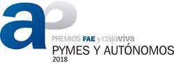 PREMIO FAE Y CAJAVIVA PYMES Y AUTÓNOMOS