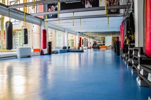 Vitoria103: Instalaciones totalmente renovadas